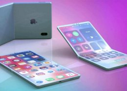 Apple só deve lançar um iPhone dobrável em 2021