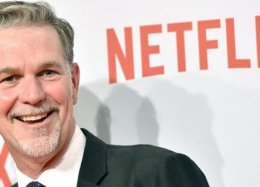 CEO da Netflix sobre Disney: 'São um concorrente maravilhoso'