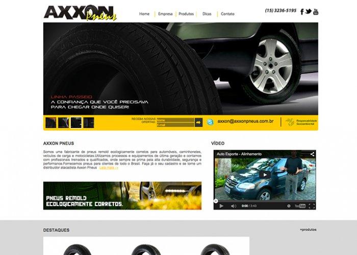Axxon Pneus