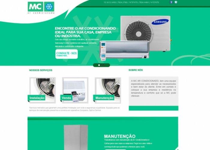MC Ar Condicionado